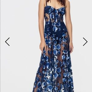 For Love and Lemons Victoria Embroidered Dress